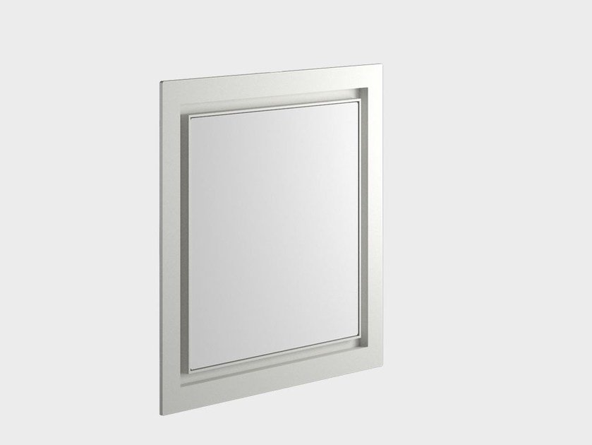 LED wall-mounted steplight SQUARE LED WALL-RECESSED by Cariboni group