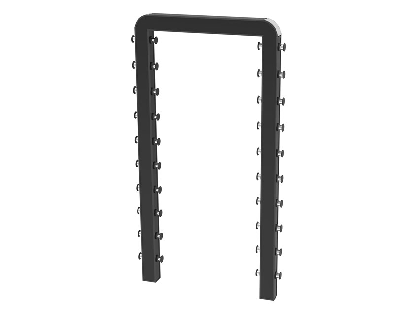 Wall mounted rack for One Infinity One WALL MOUNTED RACK by REAXING