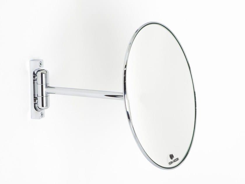 Discolo specchio ingranditore a parete collezione discolo by koh i