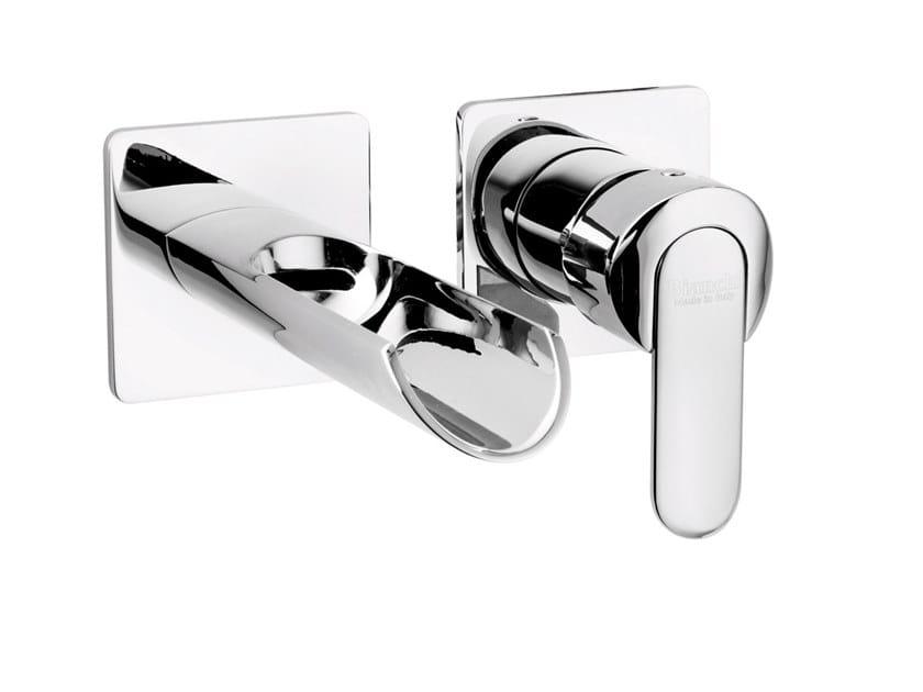 Wall-mounted washbasin mixer HEAVEN | Wall-mounted washbasin mixer by BIANCHI RUBINETTERIE