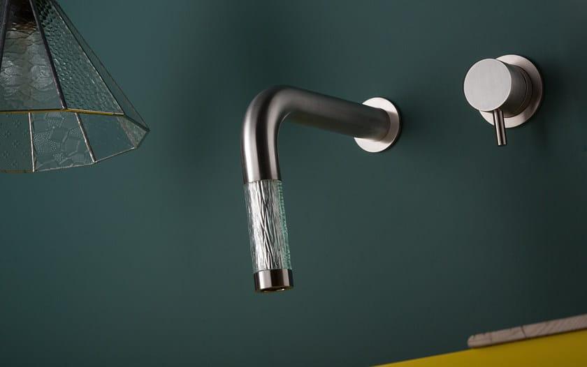 REVITRUM | Miscelatore per lavabo a muro