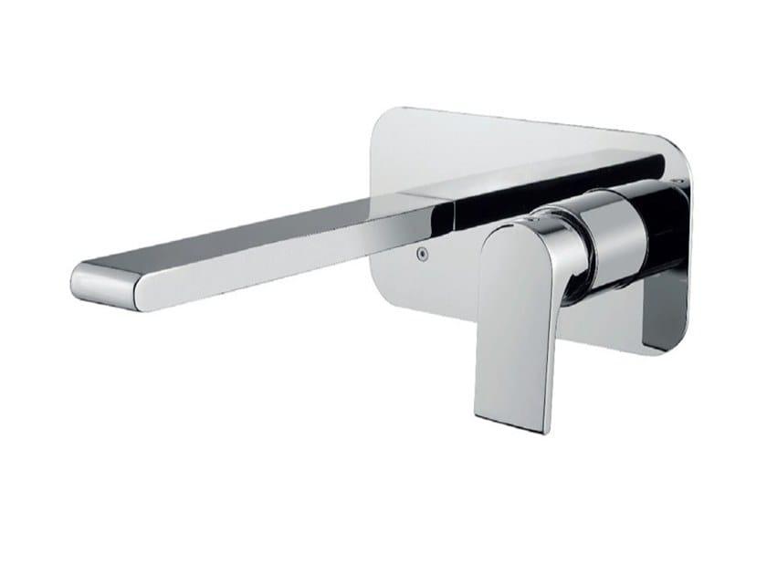 Wall Mounted Single Handle Washbasin