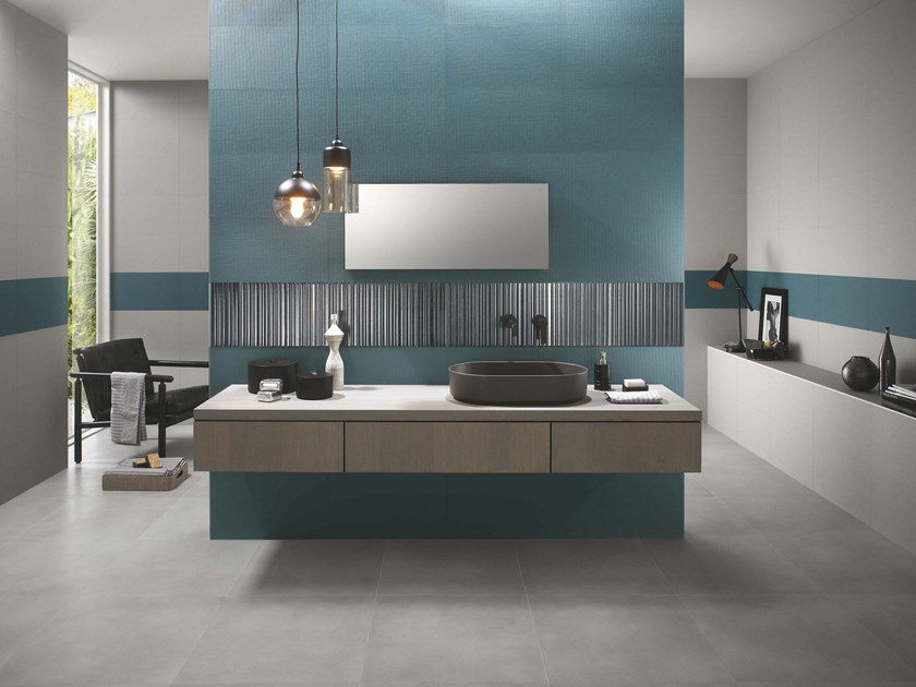 Indoor white-paste wall tiles MILANO & WALL | Wall tiles by FAP ceramiche