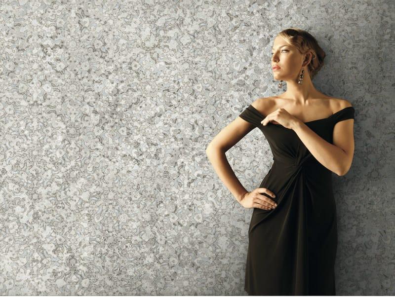 Motif panoramic nonwoven wallpaper WALLPAPER PEARL FANTASY by AVA Ceramica