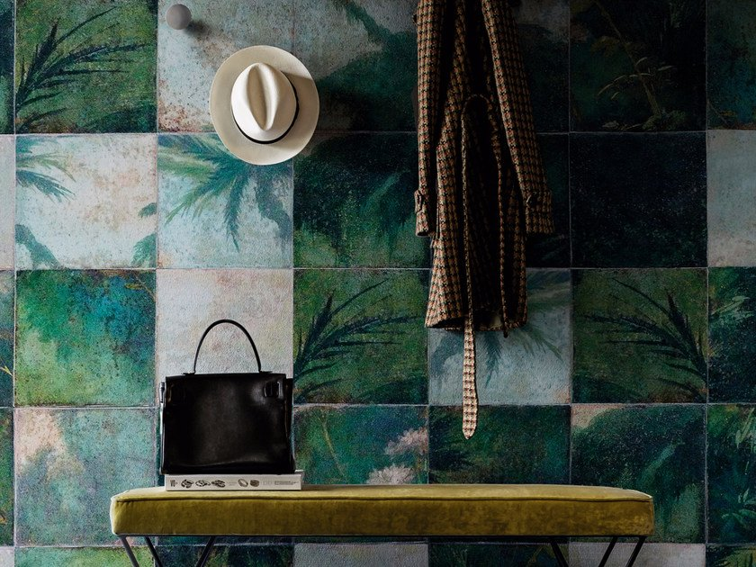 Check wallpaper EXOTIC DAMIER by Wall&decò