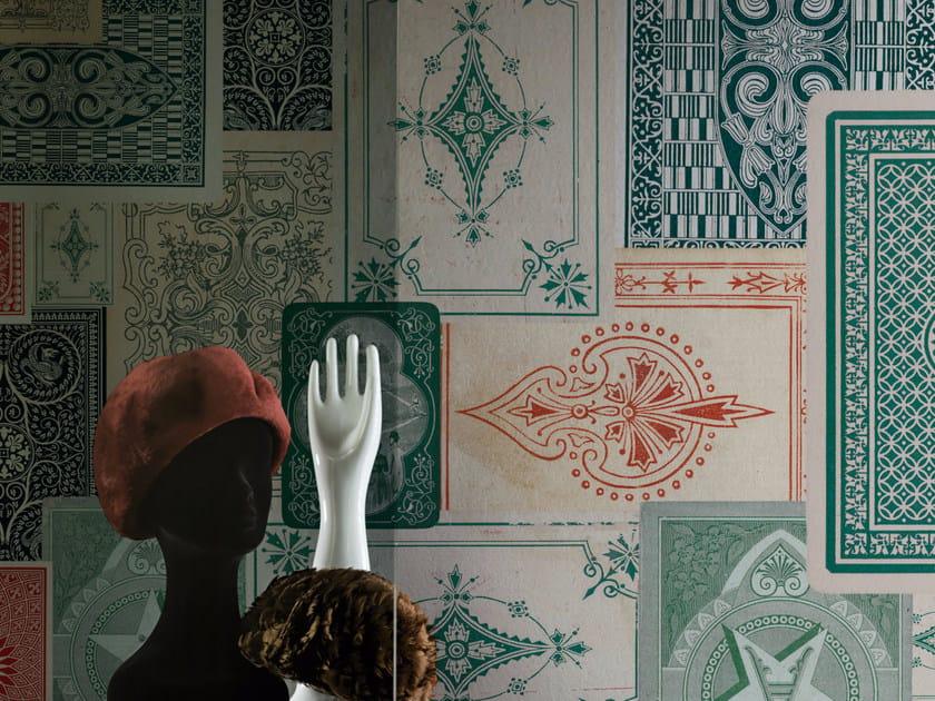 Wallpaper DARE ME by Wall&decò