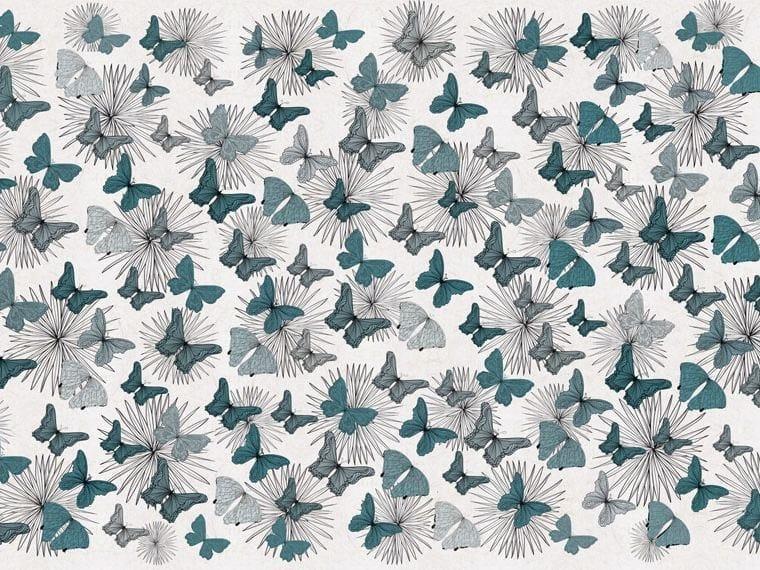 Motif wallpaper BUTTERFLY by Wallpepper