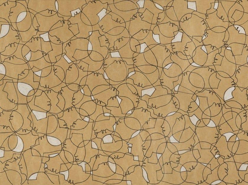 Motif wallpaper TESTE DA PACCO by Wallpepper