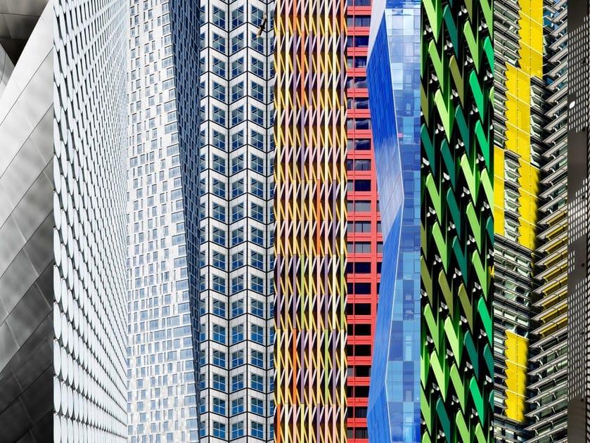 Wallpaper EIGHT CITIES by Wallpepper