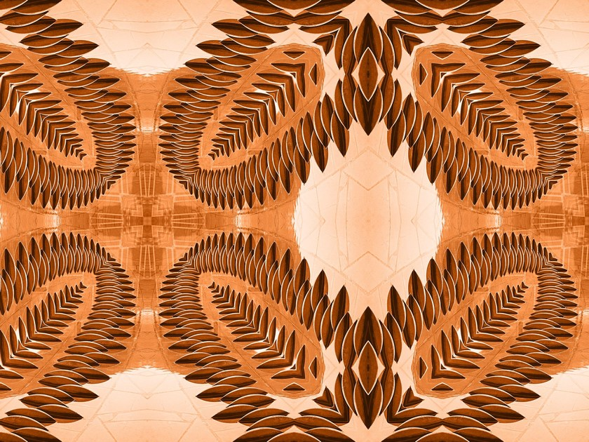 Optical wallpaper ARCHI 0044.180°(3)COL001(2X) by Wallpepper