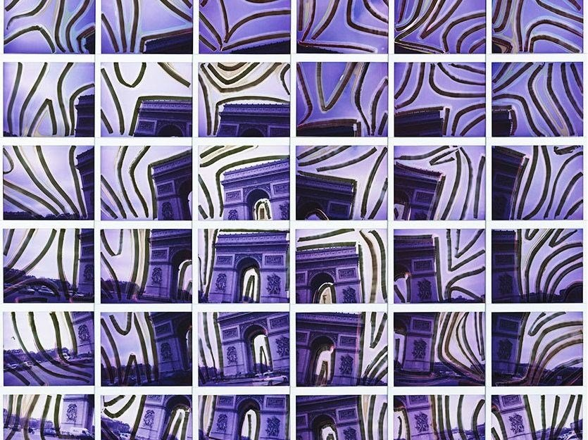 Motif wallpaper ARCO DI TRIONFO by Wallpepper