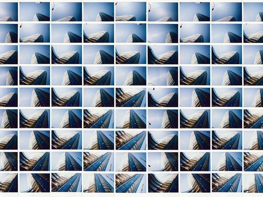 Motif wallpaper STUDIO TORRE ODEON DANZA PLASTICA by Wallpepper