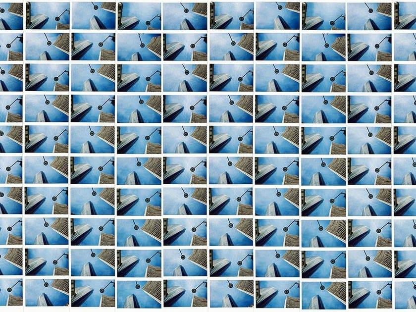 Motif wallpaper TORRE ODEON & COSMIC PATNERS by Wallpepper