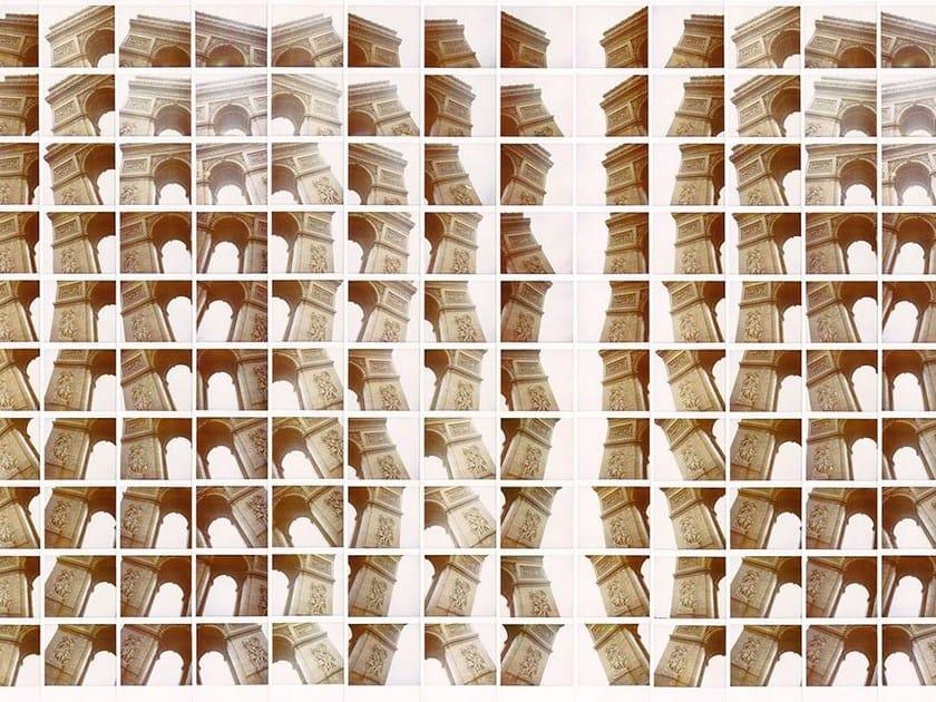 Motif wallpaper TRIOMPHE ARCKALIKALIMBA by Wallpepper