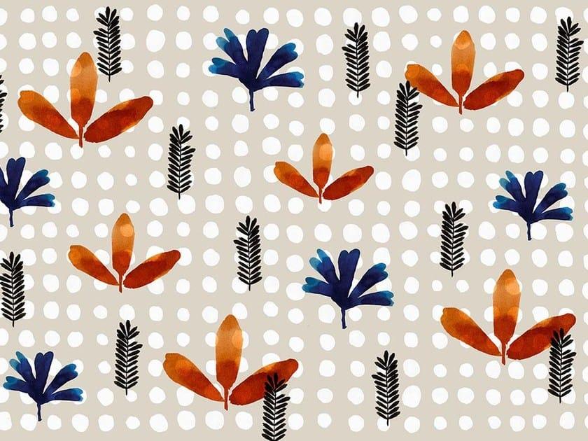 Motif wallpaper THE GARDEN by Wallpepper