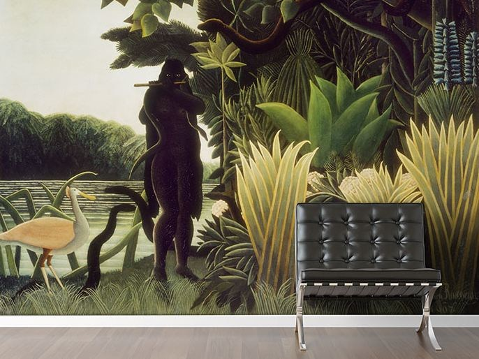 Wallpaper INCANTATRICE DI SERPENTI by Wallpepper