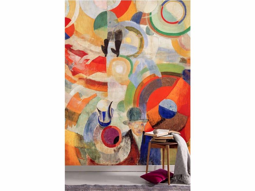 Wallpaper MANEGE DE COCHONS by Wallpepper
