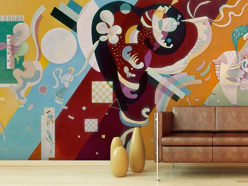 Wallpaper COMPOSIZIONE IX by Wallpepper