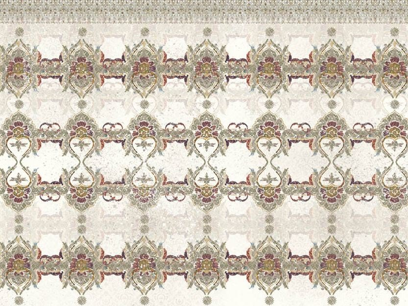 Natural wallpaper, PVC free, eco, washable ANCIENNE by Wallpepper