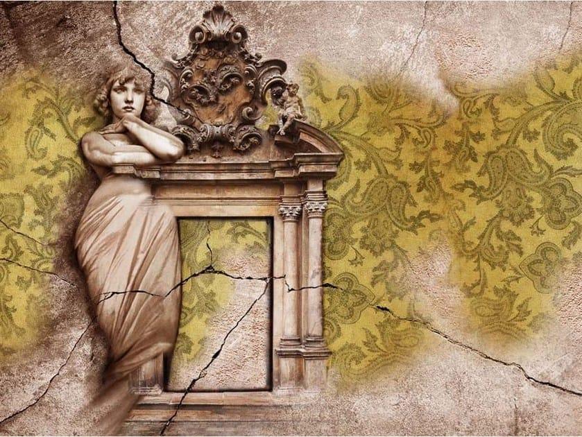 Wallpaper SQUARCIO BAROCCO by Wallpepper