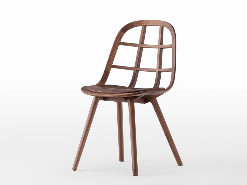 Walnut chair NADIA | Walnut chair by MEETEE