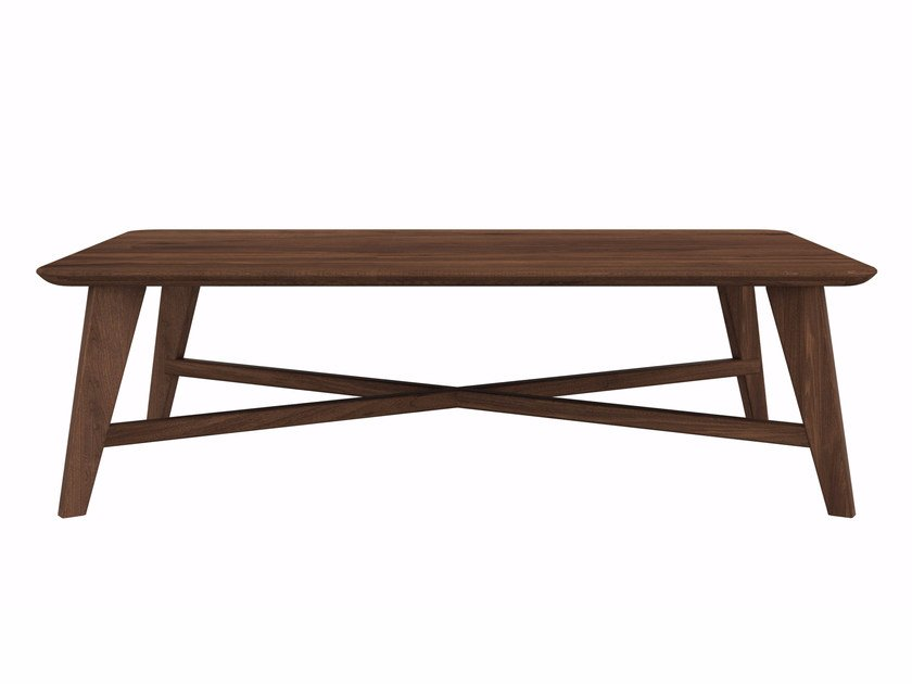 Thin Salontafel Ethnicraft : Tables and chairs by ethnicraft archiproducts