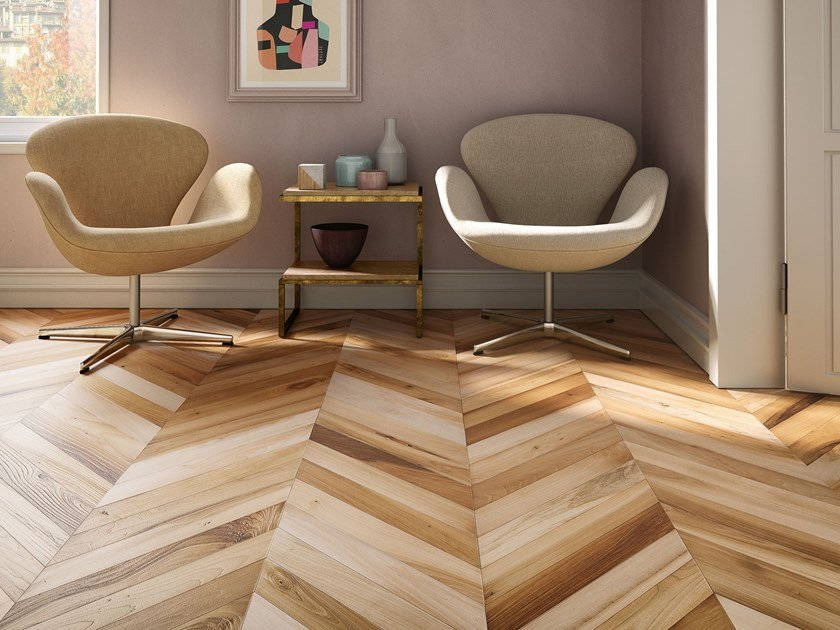 Parquet in noce SIGNATURE | Parquet in noce by Woodco