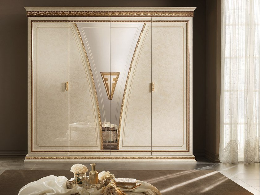Wardrobe FANTASIA | Wardrobe by Arredoclassic