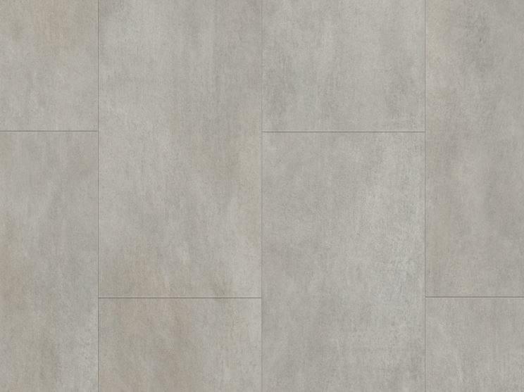 Vinyl flooring with concrete effect WARM GREY CONCRETE by Pergo