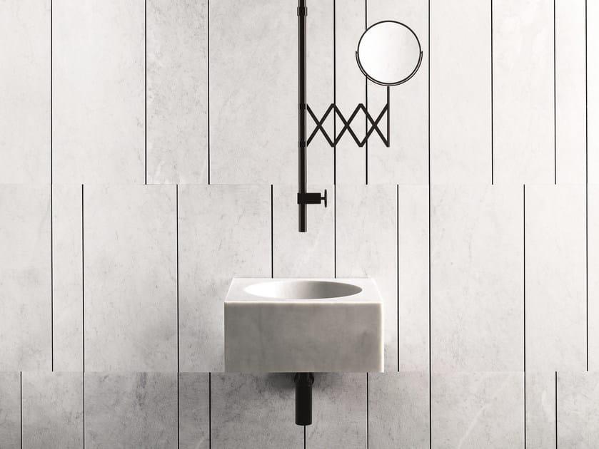 Ceiling mounted 1 hole washbasin mixer FONTANE BIANCHE | Ceiling mounted washbasin mixer by Fantini Rubinetti
