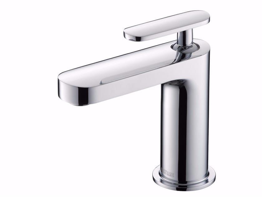 Countertop single handle chromed brass washbasin mixer CHARMING PLUS | Washbasin mixer by JUSTIME