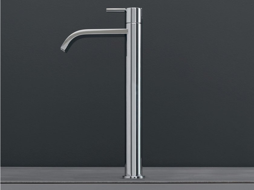 Countertop single handle washbasin mixer SOLO | Washbasin mixer by Nic Design