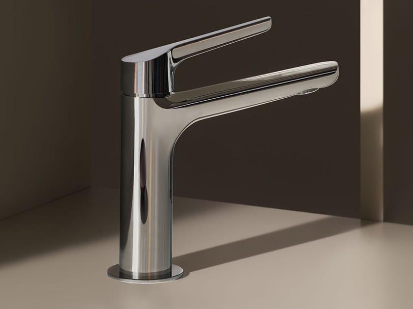 Miscelatore per lavabo da piano monoforo in ottone MEDAMEDA ZMM710 by ZUCCHETTI