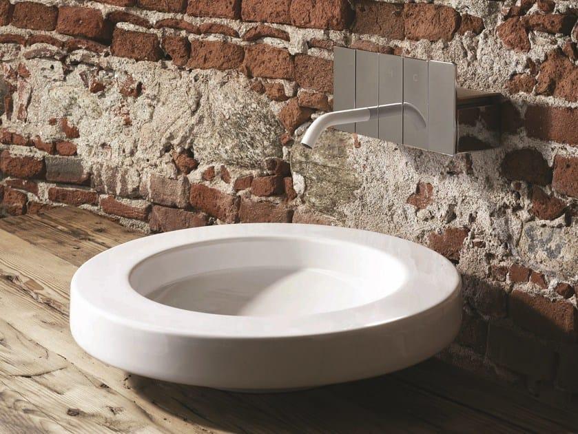 Rubinetto per lavabo a muro con limitatore di portata HC | Rubinetto per lavabo by FIMA Carlo Frattini