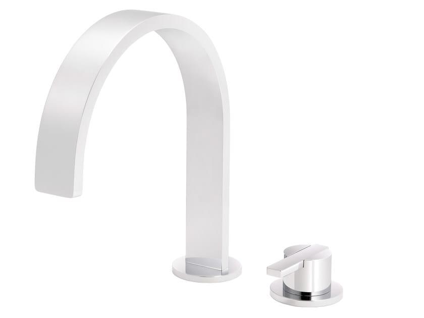 2 hole washbasin tap LINE | 2 hole washbasin tap by rvb