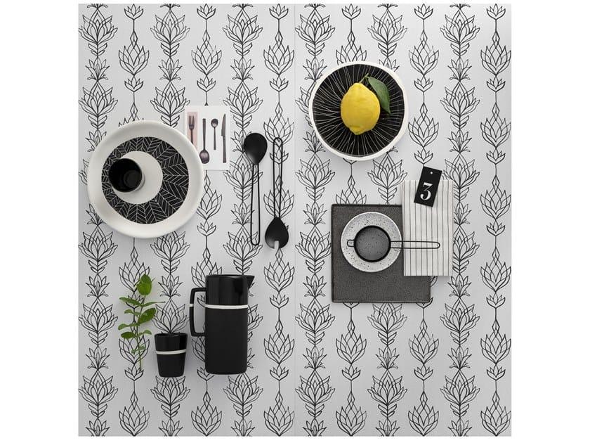 Indoor porcelain stoneware wall tiles WASHI by Panaria Ceramica