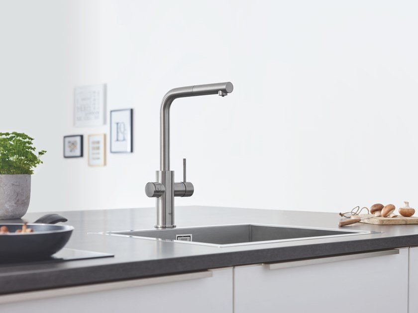 Kitchen tap / water dispenser BLUE HOME 31539DC0 by Grohe