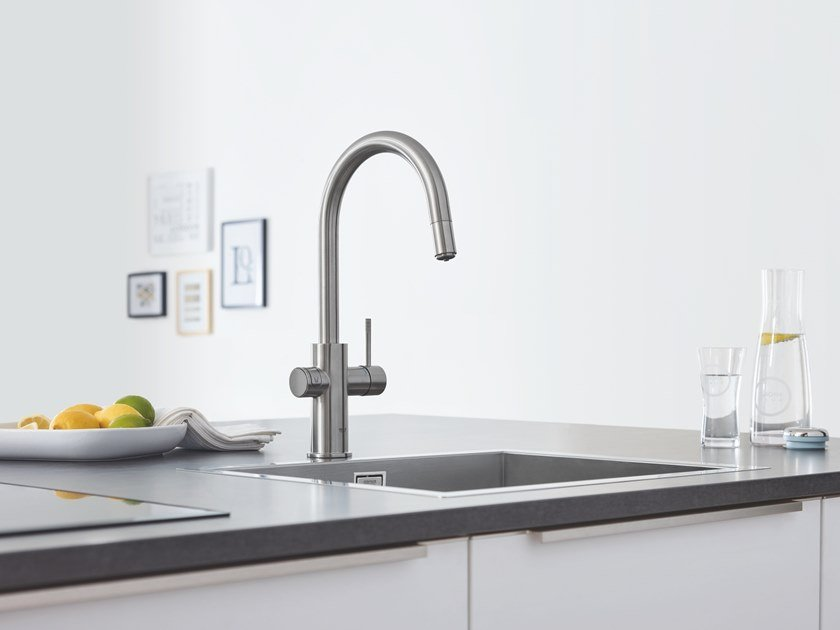 Kitchen Tap / Water Dispenser BLUE HOME 31541DC0 By Grohe