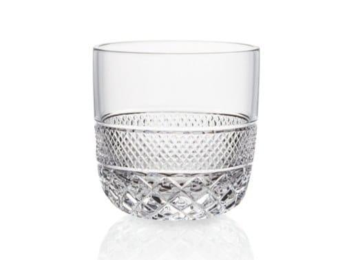 Tumbler crystal glass CHARLES IV TUMBLER | Glass by Rückl