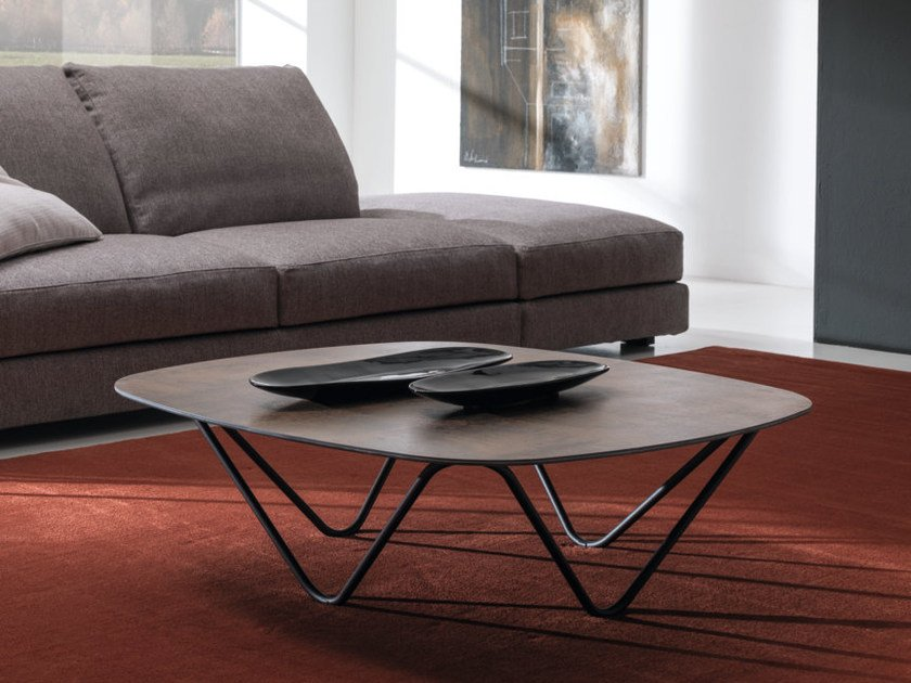 Round coffee table WAVE | Coffee table by IDEAS Group