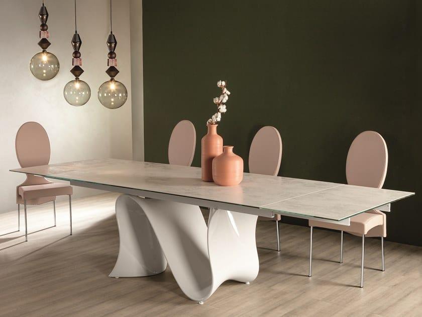 Wave Tavolo Allungabile By Tonin Casa Design Studio 28