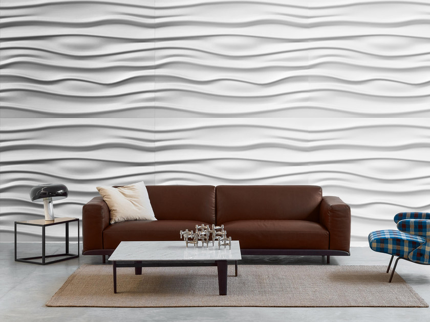 3D Wall Panel WAVY by Mat&Mat