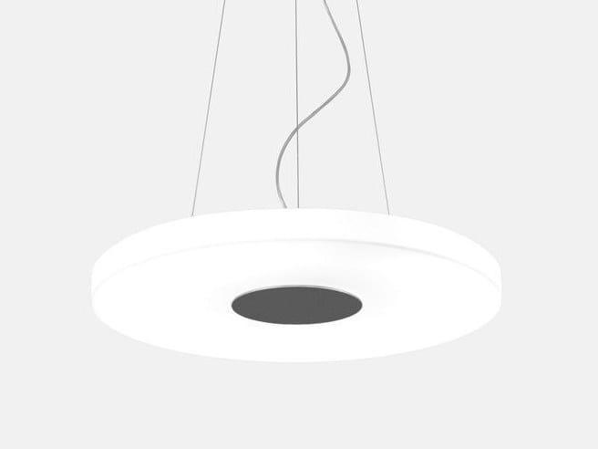 LED pendant lamp WAX SUSPENDED G1/P1 by Lightnet