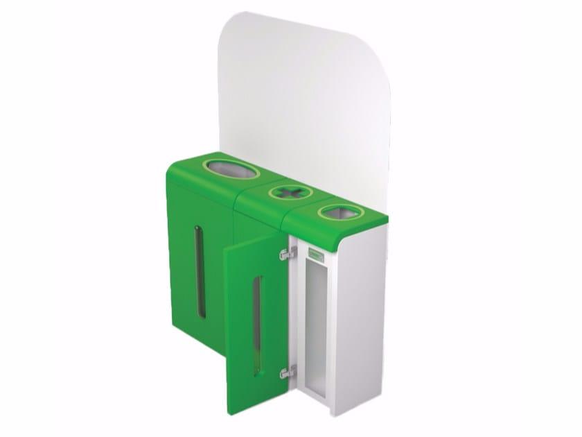 Contenitore per piccoli apparecchi elettrici WEECOPOINT by LAB23