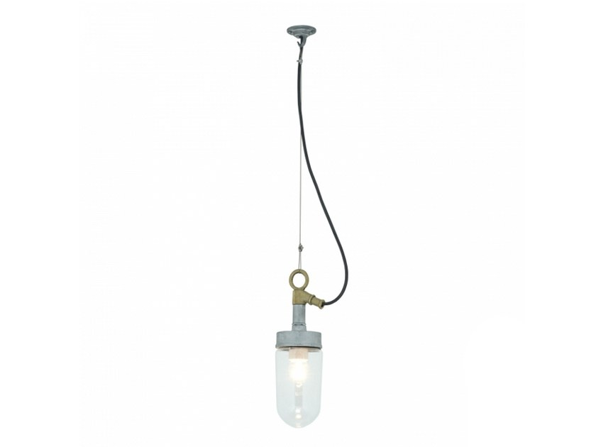 Glass pendant lamp with dimmer WELL GLASS 7679 | Glass pendant lamp by Original BTC