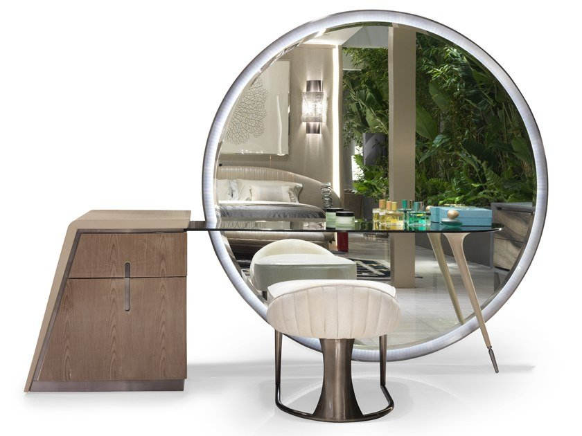 Solid wood dressing table WESTLEY by Visionnaire