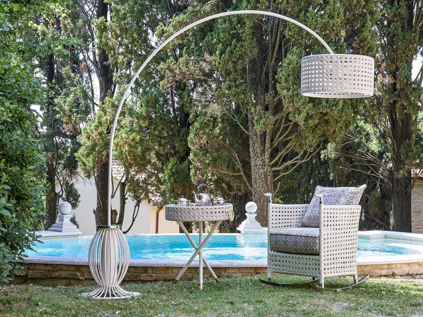Classic style halogen Floor lamp WEZEN | Halogen Floor lamp by Samuele Mazza by DFN