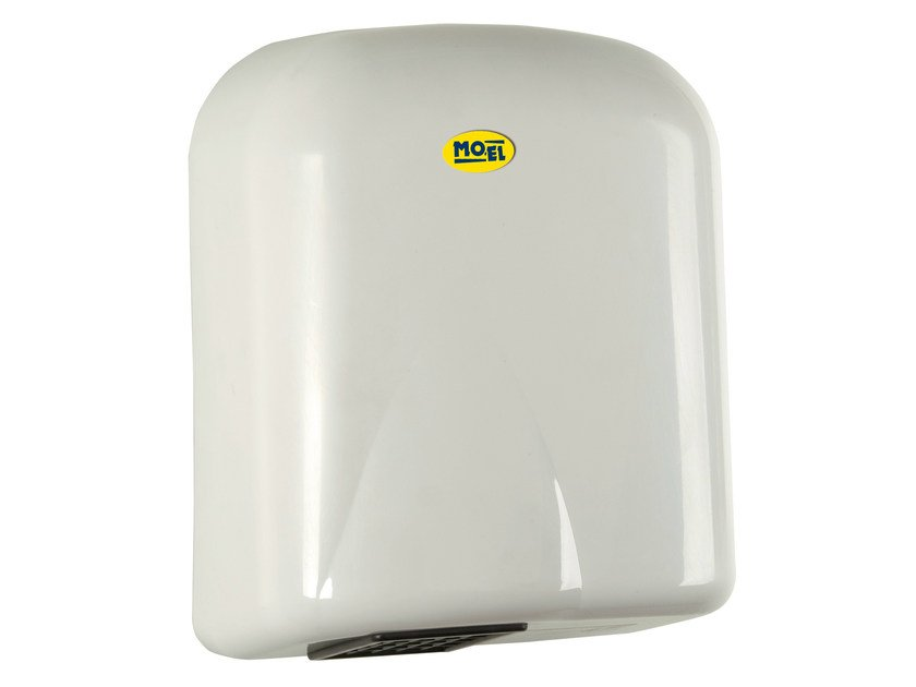 Automatic Electric hand-dryer WHITE DRAGON by Mo-el