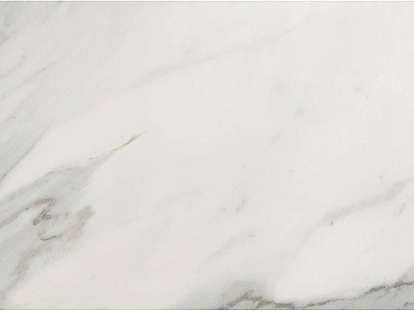 White-paste wall tiles with marble effect WHITE EXPERIENCE WALL Apuano by Impronta Ceramiche