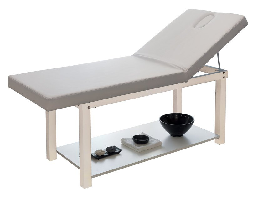 Massage bed WHITE by Nilo